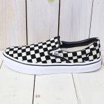 VANS『SLIP-ON LITE』(BLACK/WHITE CHECK)
