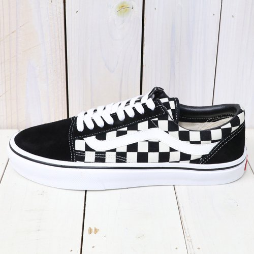 『OLD SKOOL LITE』(BLACK/WHITE CHECK)