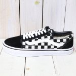 VANS『OLD SKOOL LITE』(BLACK/WHITE CHECK)
