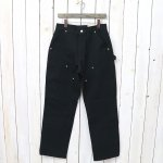 Carhartt『B01 DOUBLE-FRONT WORK DUNGAREE PANTS』(BLACK)