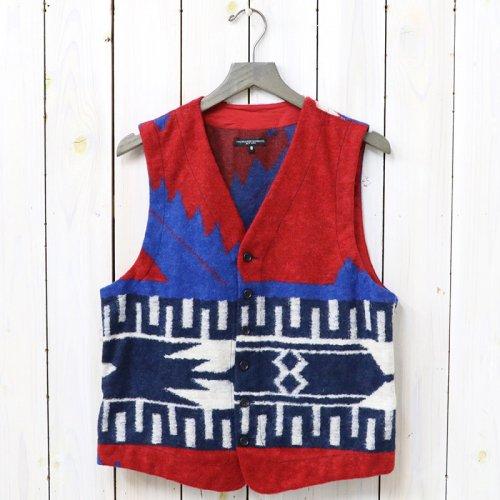 『Knit Vest-Navajo Knit』