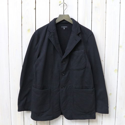 『Knit Jacket-20oz French Terry』
