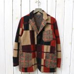 ENGINEERED GARMENTS『Knit Jacket-Gun Club Multi Check Knit』