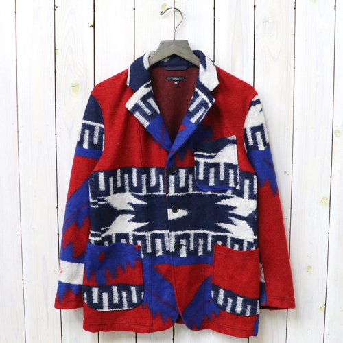 『Knit Jacket-Navajo Knit』