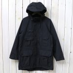 ENGINEERED GARMENTS『Field Parka-Nyco Ripstop』(Black)