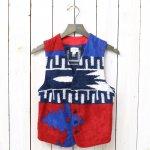 FWK by ENGINEERED GARMENTS『Knit Vest-Navajo Knit』