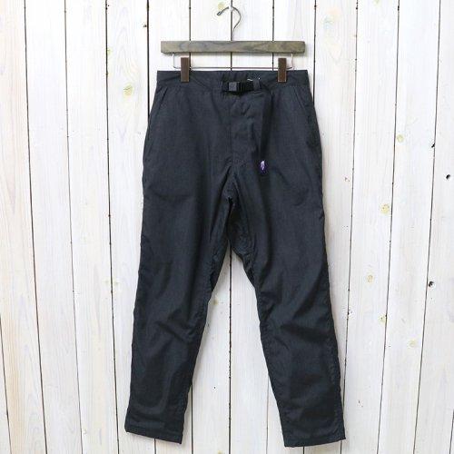 『65/35 Berkeley Pants』(Charcoal)