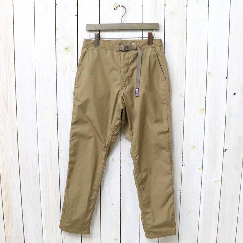 『65/35 Berkeley Pants』(Copper)