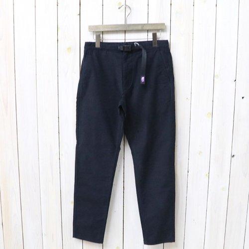 『Moleskin Stretch Field Pants』(Dark Navy)