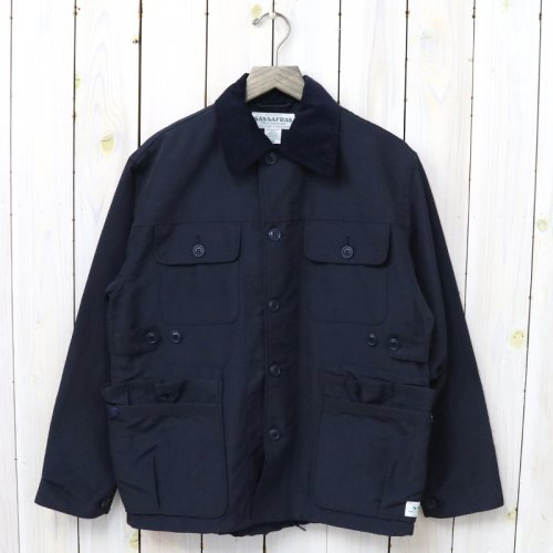 『GARDEN HOLE JACKET(60/40)』(NAVY)