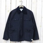 SASSAFRAS『GARDEN HOLE JACKET(60/40)』(NAVY)