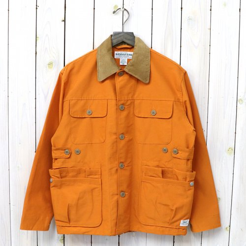 『GARDEN HOLE JACKET(60/40)』(ORANGE)