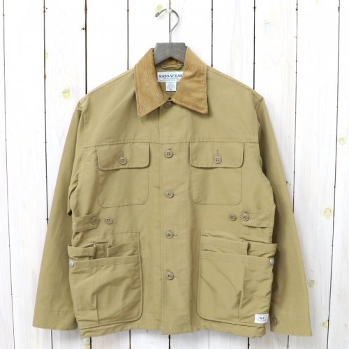 『GARDEN HOLE JACKET(60/40)』(BEIGE)