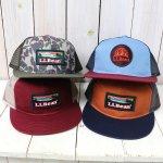 L.L.Bean『Bean's Trucker Patch Hat』