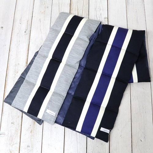 『Stripe Down Muffler』