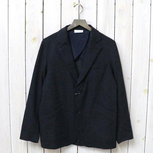 『Club Jacket(Wool Cotton Vintage Tweed)』(Navy)