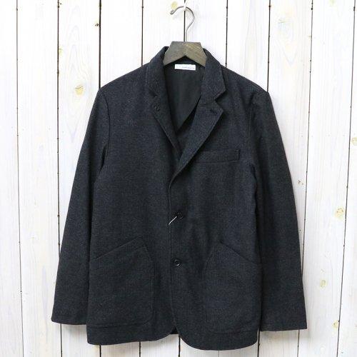 『Club Jacket(Wool Cotton Vintage Tweed)』(Charcoal)