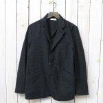 nanamica『Club Jacket(Wool Cotton Vintage Tweed)』(Charcoal)