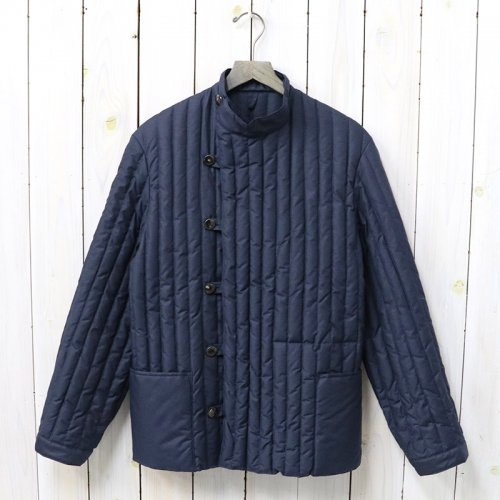 『Russian Military Down Jacket』(NAVY)