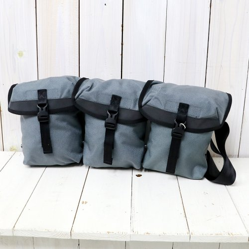 『CORDURA® Nylon Canvas Strap Belt Kit』(Gray)