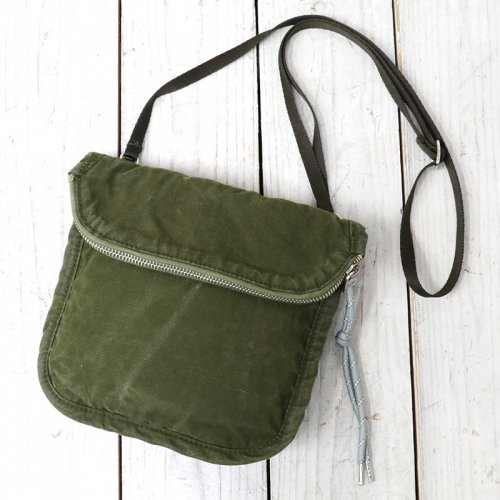 『Czech Military Tent Cloth Pouch』