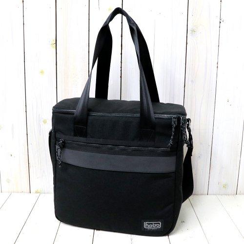 『CORDURA® Nylon Canvas Modular Tote Bag』(Black)