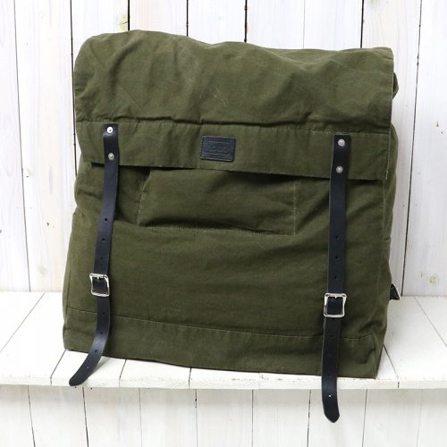 『Czech Military Tent Cloth Canoe Pack 42L』