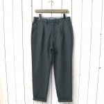 【SALE特価45%off】CURLY『BLEECKER TROUSERS』(GRAY)
