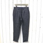 CURLY『BLEECKER HB TROUSERS』(NAVY HB)