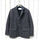 CURLY『BLEECKER HB JACKET』(NAVY HB)