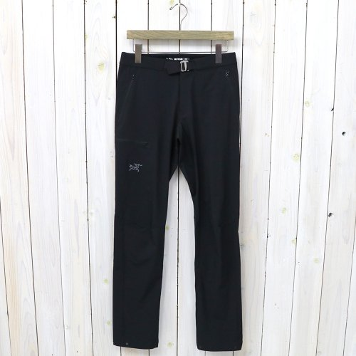 『Gamma LT Pant-regular』(Black)