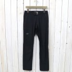 ARC'TERYX『Gamma LT Pant-regular』(Black)