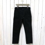 orSlow『SLIM FIT FATIGUE PANTS』(BLACK)