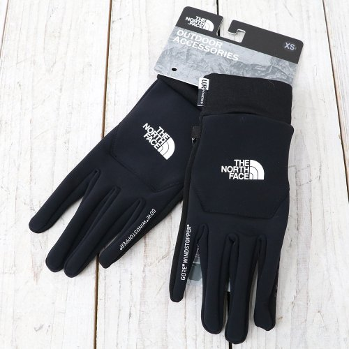 『Windstopper Etip Glove』(ブラック)