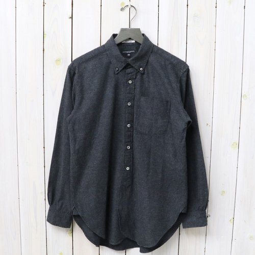 『19th BD Shirt-Heather Cotton Flannel』