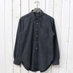 ENGINEERED GARMENTS『19th BD Shirt-Heather Cotton Flannel』