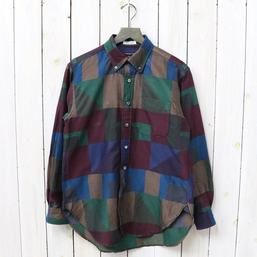 『19th BD Shirt-Leggiuno Color Block』