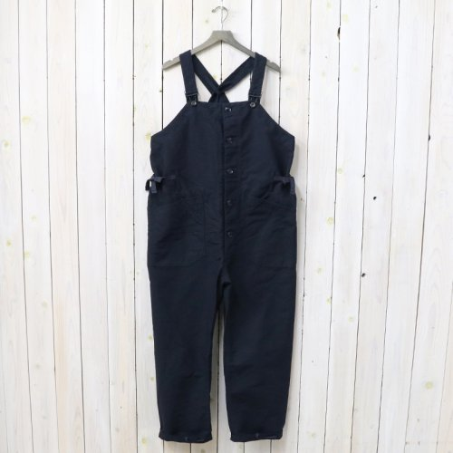 『Overalls-Cotton Double Cloth』(Dk.Navy)