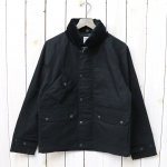 SOUTH2 WEST8『Carmel Jacket-Paraffin Coating』(Black)