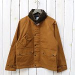 SOUTH2 WEST8『Carmel Jacket-Paraffin Coating』(Brown)