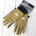 THE NORTH FACE『Windstopper Etip Glove』(ブリティッシュカーキ)