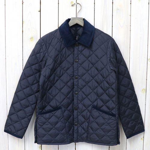 【SALE特価60%off】Barbour『LIDDESDALE NYLON』(NAVY)