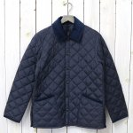 Barbour『LIDDESDALE NYLON』(NAVY)