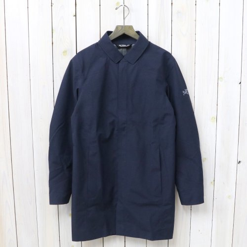 『Keppel Trench Coat』(Kingfisher)