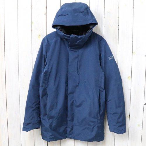 『Magnus Coat』(Hecate Blue)
