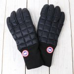 CANADA GOOSE『NORTHERN GLOVE LINER』(BLACK)