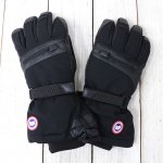 CANADA GOOSE『NORTHERN UTILITY GLOVE』(BLACK)