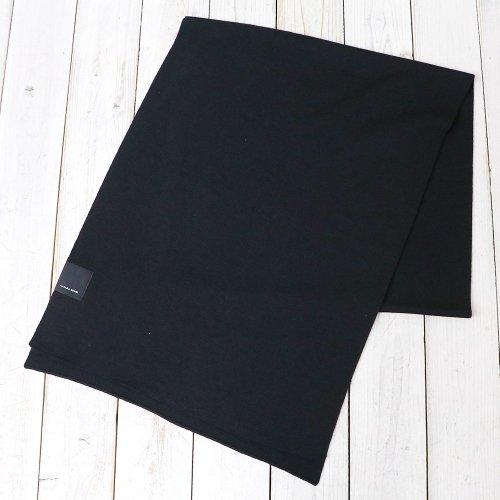 CANADA GOOSE『CLASSIC MERINO SCARF』(BLACK)