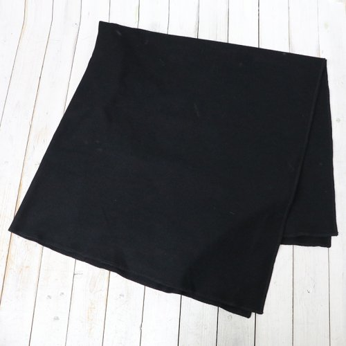 『Blanket Cape-Wool Melton』(Black)