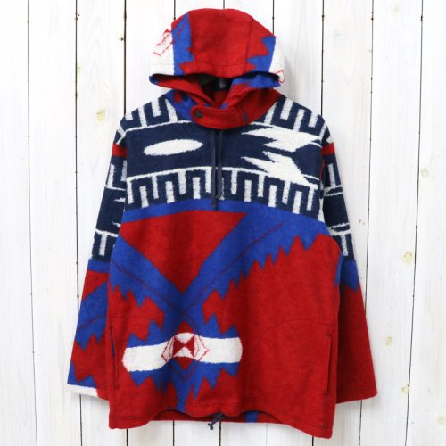 『Long Sleeve Hoody-Navajo Knit』
